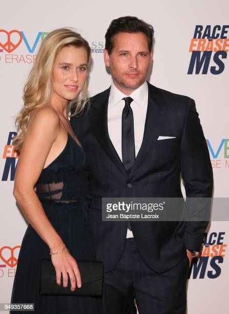 Peter Facinelli attends the 25th Annual Race To Erase MS Gala at The Beverly Hilton Hotel on April 20 2018 in Beverly Hills California