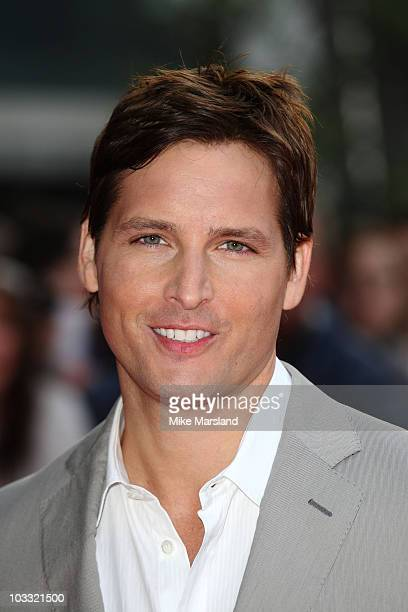 Peter Facinelli attends the National Movie Awards 2010 at the Royal Festival Hall on May 26 2010 in London England