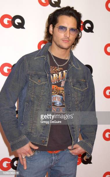 Peter Facinelli during GQ Honors Tinseltown with the Unveiling of the GQ Annual Hollywood Issue at GQ Lounge at White Lotus in Hollywood California...