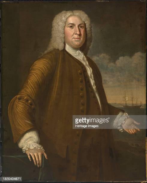 Peter Faneuil, circa 1742. Artist John Smibert.