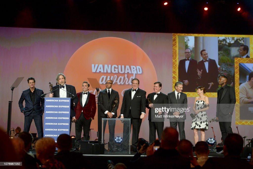 30th Annual Palm Springs International Film Festival Film Awards Gala - Awards Presentation : News Photo