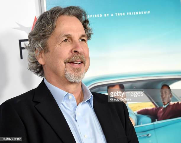 Peter Farrelly arrives at the AFI FEST 2018 Presented By Audi 'Green Book' Gala Screening at TCL Chinese Theatre on November 9 2018 in Hollywood...