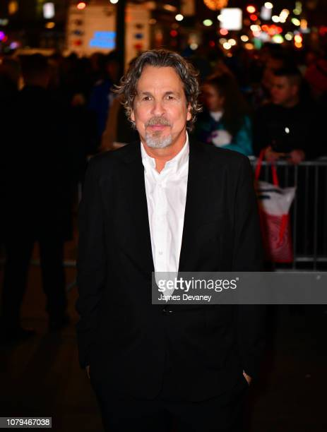 Peter Farrelly arrives to the 2019 National Board Of Review Gala at Cipriani 42nd Street on January 8 2019 in New York City