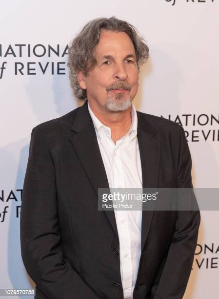 Peter Farrelly attends National Board of Review 2019 Gala at Cipriani 42nd street.
