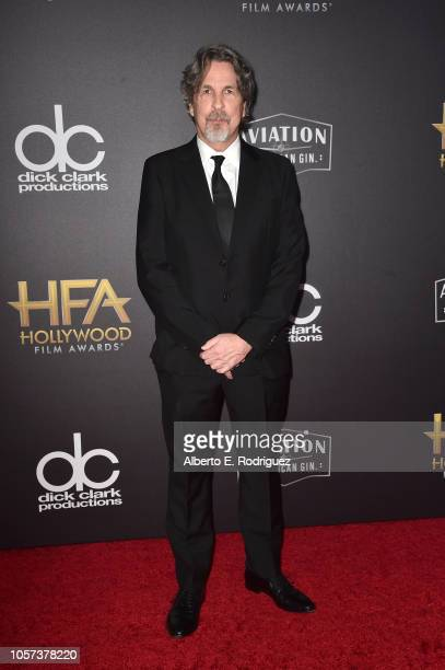 Peter Farrelly attends the 22nd Annual Hollywood Film Awards at The Beverly Hilton Hotel on November 4 2018 in Beverly Hills California
