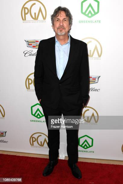 Peter Farrelly attends the 30th annual Producers Guild Awards at The Beverly Hilton Hotel on January 19 2019 in Beverly Hills California