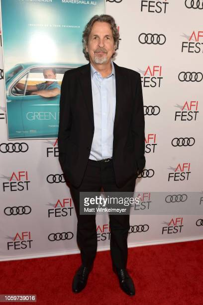 Peter Farrelly attends the Gala Screening of Green Book at AFI FEST 2018 Presented By Audi at TCL Chinese Theatre on November 9 2018 in Hollywood...