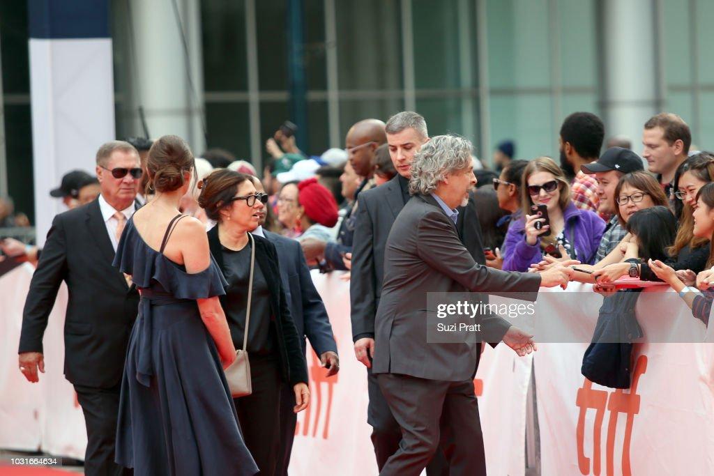 "CAN: 2018 Toronto International Film Festival - ""Green Book"" Premiere - Arrivals"