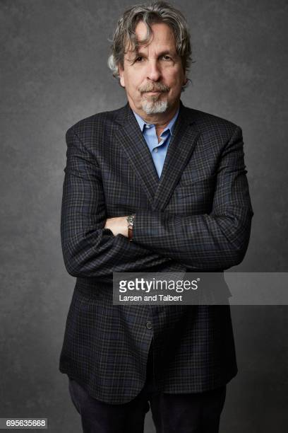 Peter Farrelly of 'Loudermilk' is photographed for Entertainment Weekly Magazine on June 9 2017 in Austin Texas