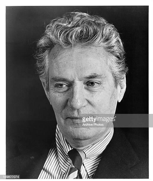 Peter Finch publicity portrait for the film 'Network' 1976