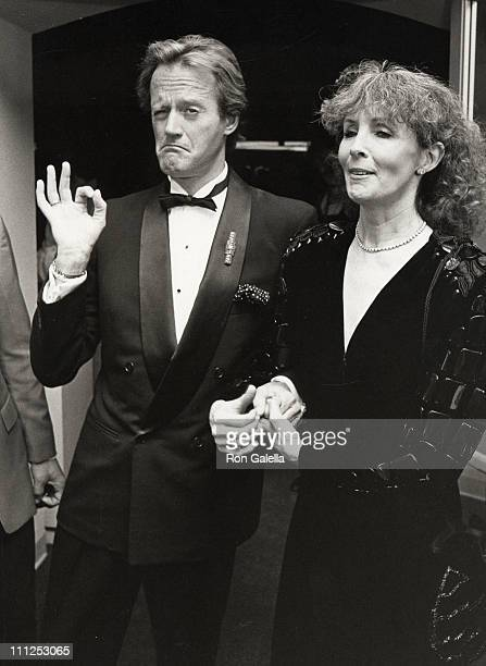Peter Fonda and Shirlee Fonda during Opening And Dedication of The Henry Fonda Theater at Henry Fonda Theater in Hollywood California United States