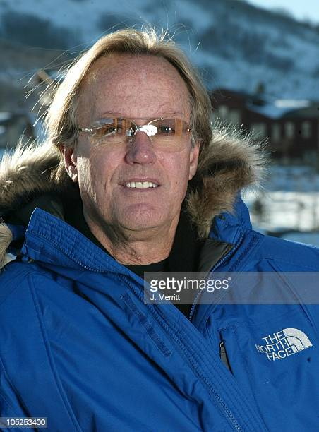 Peter Fonda and The North Face during 2004 Sundance Film Festival Hot House Day 7 at Deer Valley Private Residence in Deer Valley Utah United States