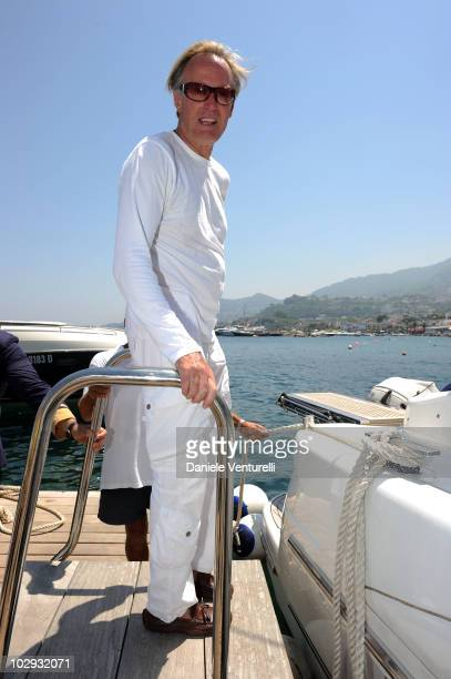 Peter Fonda attends day six of the Ischia Global Film And Music Festival on July 16 2010 in Ischia Italy
