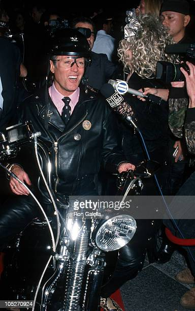Peter Fonda during Grand Opening of The Harley Davidson Cafe at Harley Davidson Cafe in New York City New York United States
