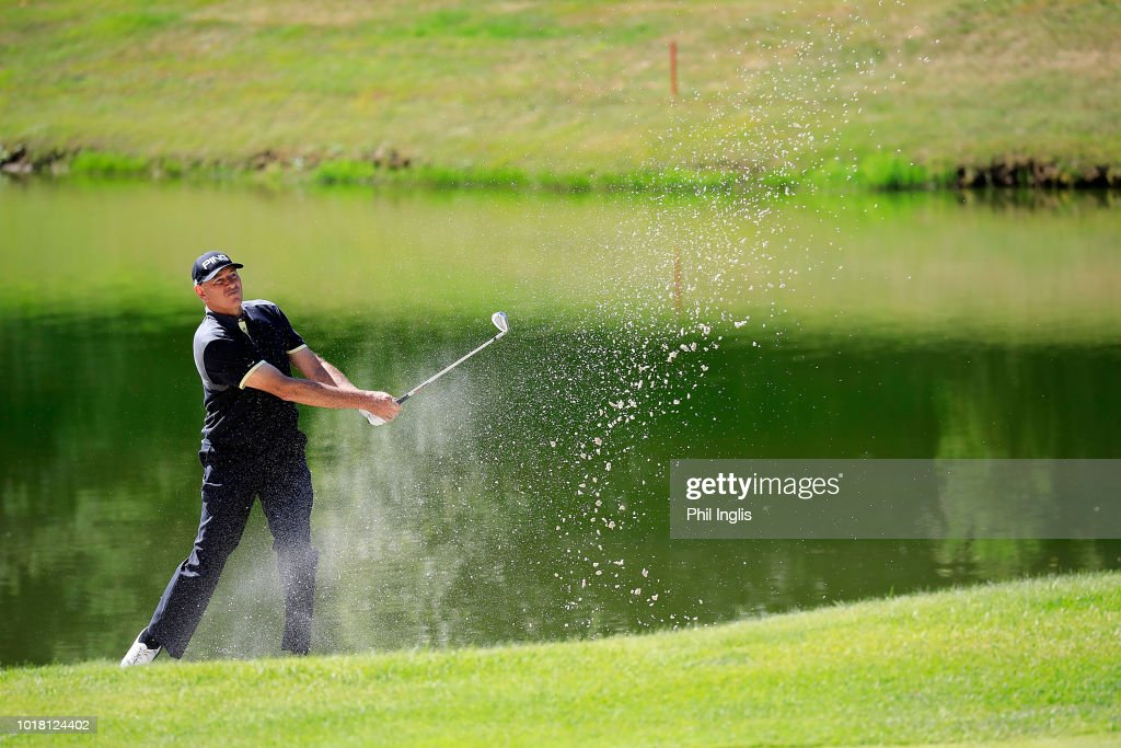 VTB Russian Open Golf Championship  - Day One