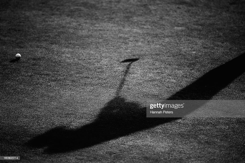 New Zealand PGA Championship - Day 1