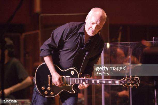 Peter Frampton and The Indianapolis Symphony Orchestra **Exclusive**