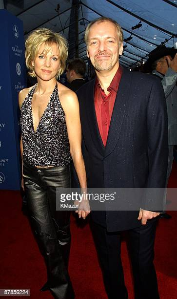 Peter Frampton and wife