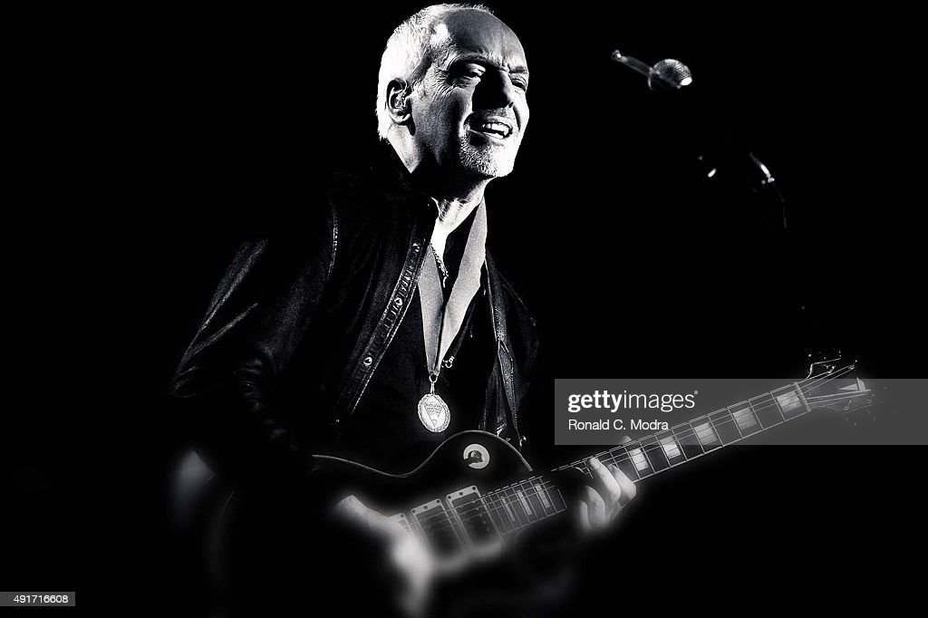 Peter Frampton performs on January 28, 2014 in Nashville, Tennessee.