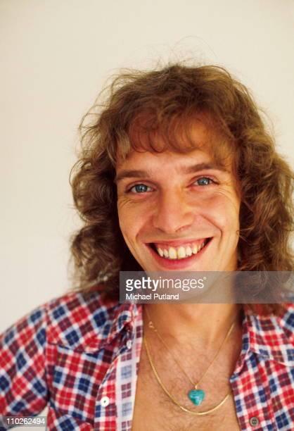 Peter Frampton portrait USA 1977