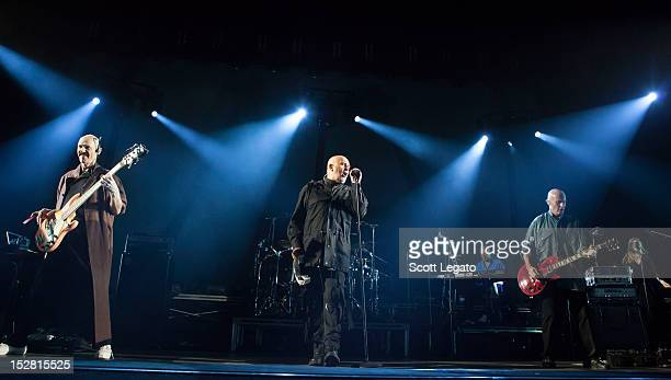 Peter Gabriel performs at The Palace of Auburn Hills on September 26 2012 in Auburn Hills Michigan