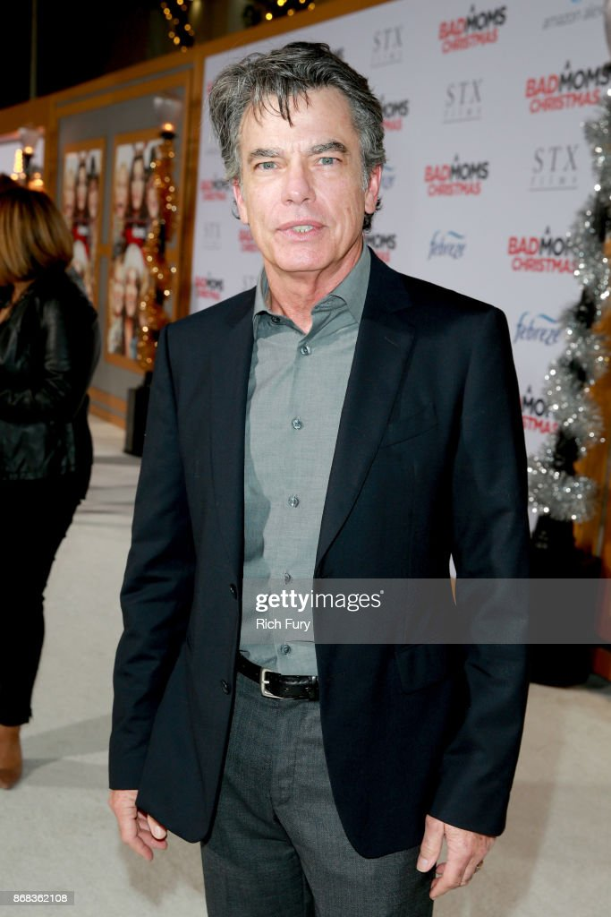 Peter Gallagher attends the premiere of STX Entertainment's 'A Bad Moms Christmas' at Regency Village Theatre on October 30, 2017 in Westwood, California.