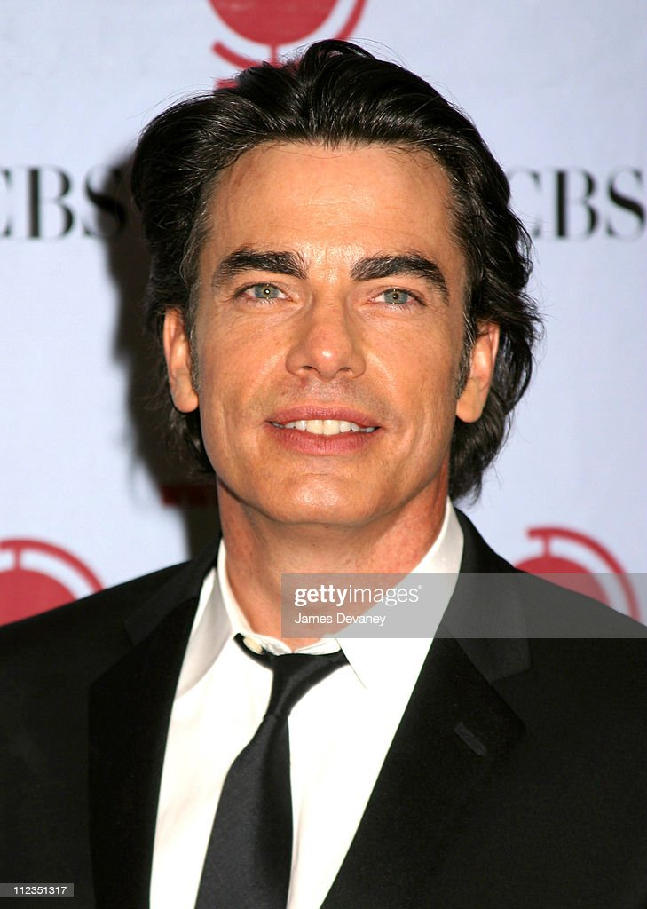 Peter Gallagher during 56th Annual Tony Awards - Press Room at American Theater at Radio City Music Hall in New York City, New York, United States.