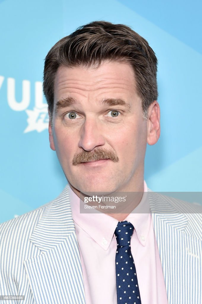 Peter Gardner attends the Pop Culture Triva Game Show during Vulture Festival at Milk Studios on May 21, 2017 in New York City.