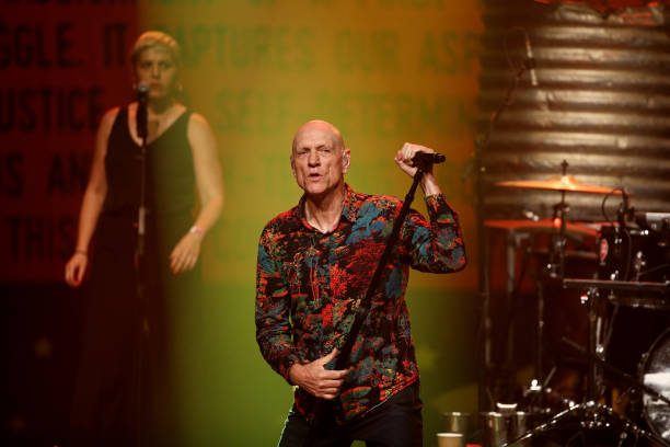 AUS: Midnight Oil 'Makarrata Live' - Sydney