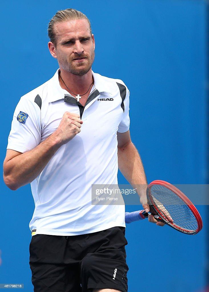 2015 Australian Open - Day 2