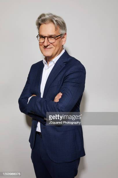 Peter Gould of AMC's Better Call Saul' poses for a portrait during the 2020 Winter TCA Portrait Studio at The Langham Huntington Pasadena on January...