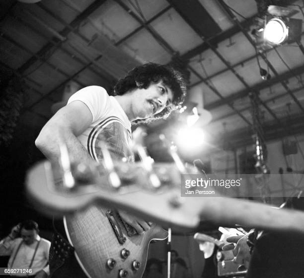 Peter Green of Fleetwood Mac performing at TV Special Copenhagen Denmark May 1968
