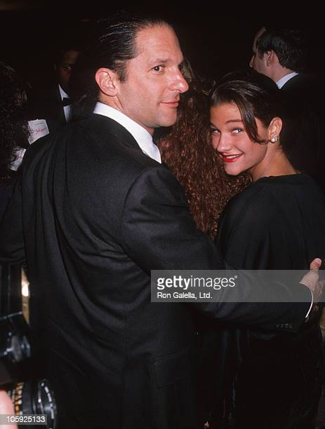 Peter Guber and Elizabeth Guber during Steel Magnolias New York City Premiere at Ziegfeld Theater in New York City New York United States