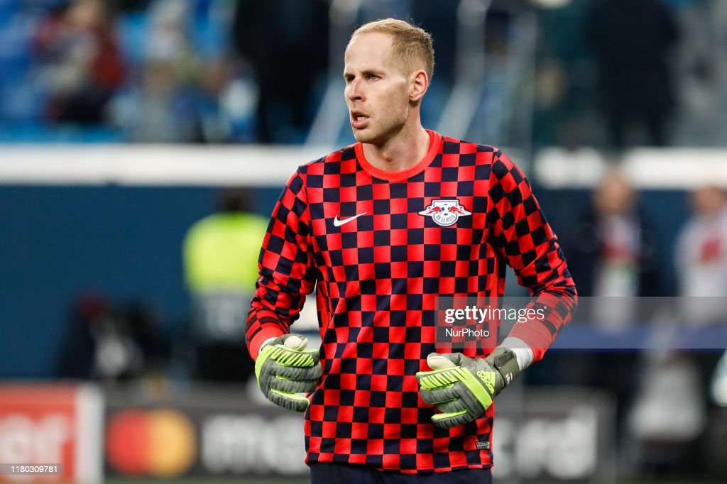 Peter Gulacsi Of Rb Leipzig During The Warm Up Ahead Of The Uefa News Photo Getty Images
