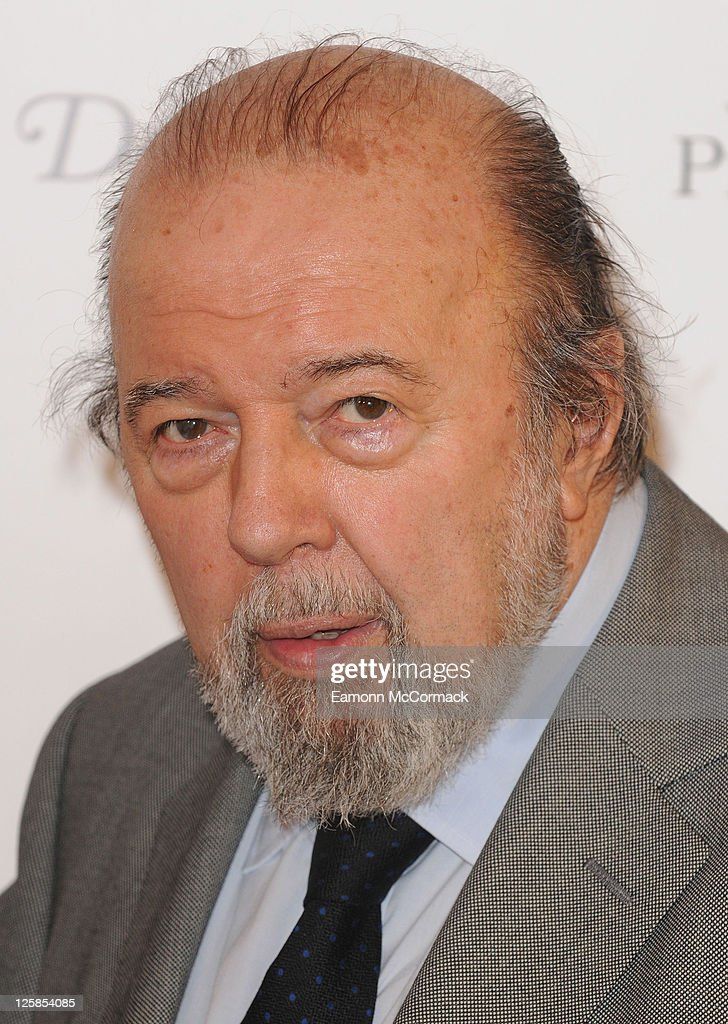 Peter Hall at the South Bank Sky Arts Awards at The Dorchester on January 25, 2011 in London, England.