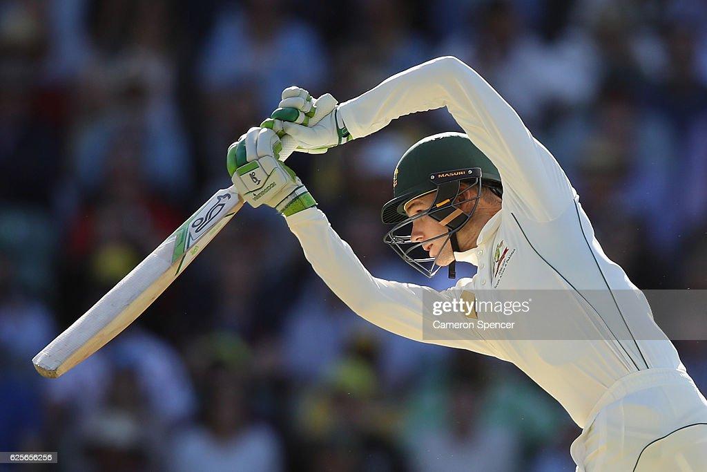 Australia v South Africa - 3rd Test: Day 2