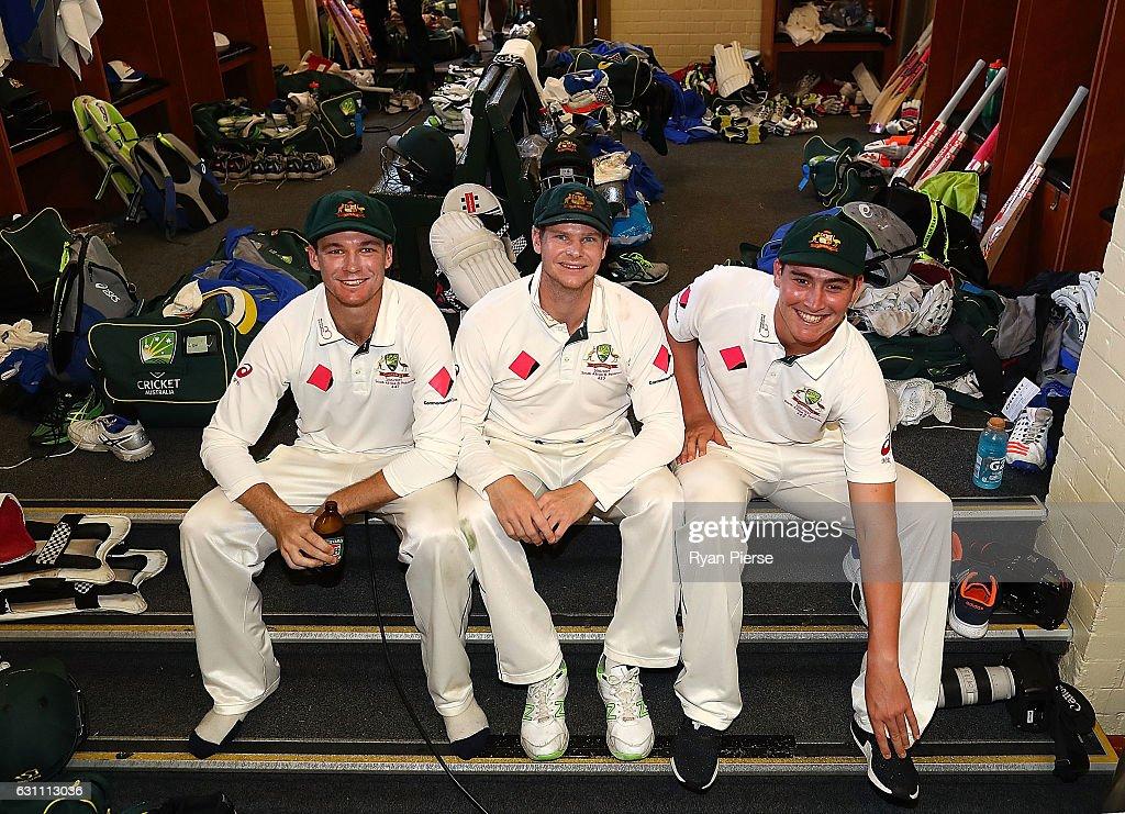 Australia v Pakistan - 3rd Test: Day 5