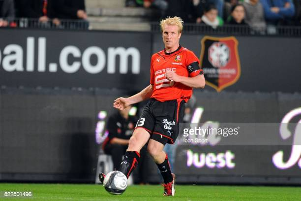 Peter HANSSON Rennes / Montpellier 10eme journee de Ligue 1 Rennes