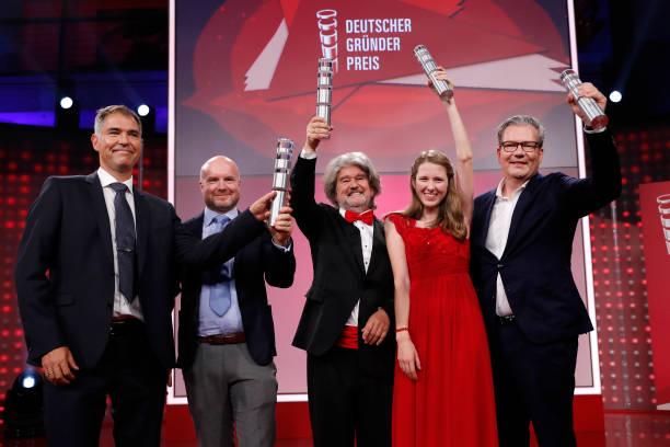 DEU: Deutscher Gruenderpreis 2019 In Berlin