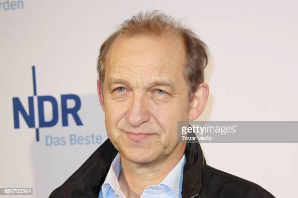 Peter Heinrich Brix attends the 20 years birthday party of 'Neues aus Buettenwarder' on December 5 2017 in Hamburg Germany