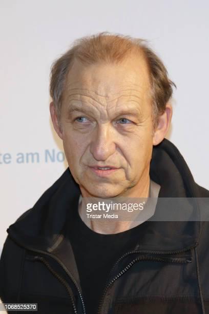Peter Heinrich Brix during the 'Tatortreiniger' preview on December 4, 2018 in Hamburg, Germany.