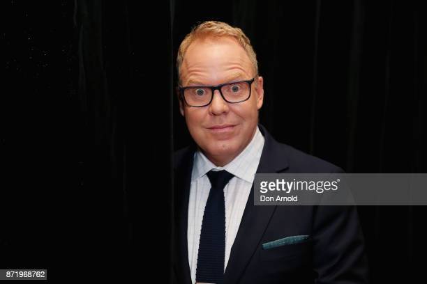 Peter Helliar poses during the Network Ten 2018 Upfronts on November 9, 2017 in Sydney, Australia.