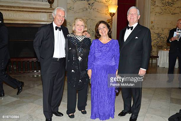 Peter Heywood Shirley Lord Rosenthal Princess Katherine of Serbia and Prince Alexander of Serbia attend the Oxford Philharmonic Orchestra's US...