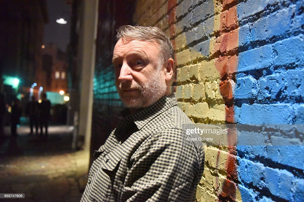 Peter Hook attends the Book Soup and Spaceland present an evening of conversation with cofounder of Joy Division and New Order, Peter Hook at The Regent Theatre on February 3, 2017 in Los Angeles, California.