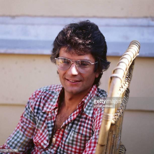 Peter Horton, auch Peter Horten , Sänger, Gitarrist, Komponist, Deutschland, 1970er