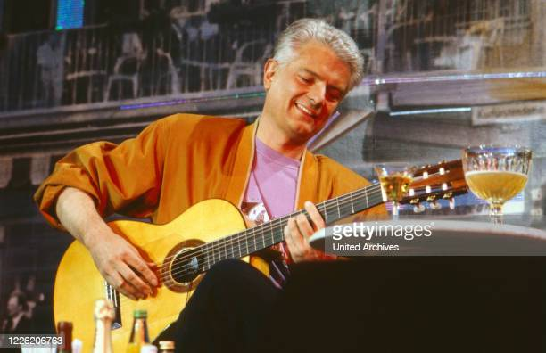 Peter Horton, auch Peter Horten , Sänger, Gitarrist, Komponist, Deutschland, 1991
