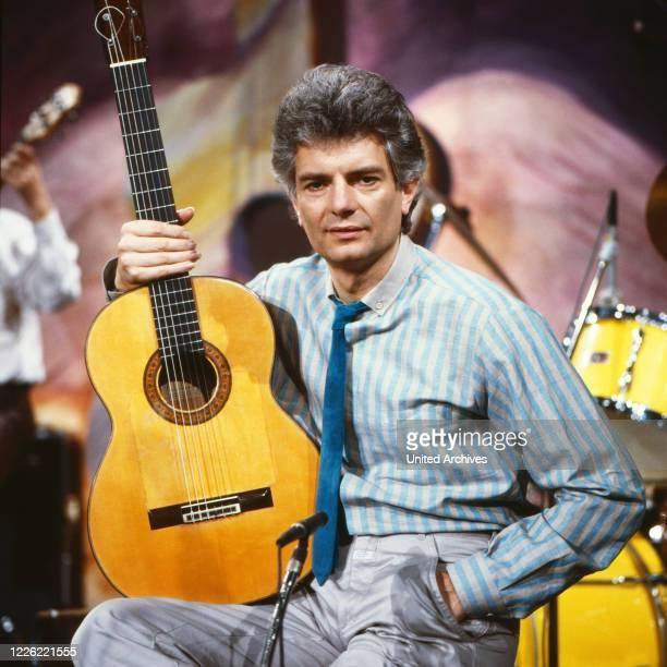 Peter Horton, auch Peter Horten , Sänger, Gitarrist, Komponist, Deutschland, 1983