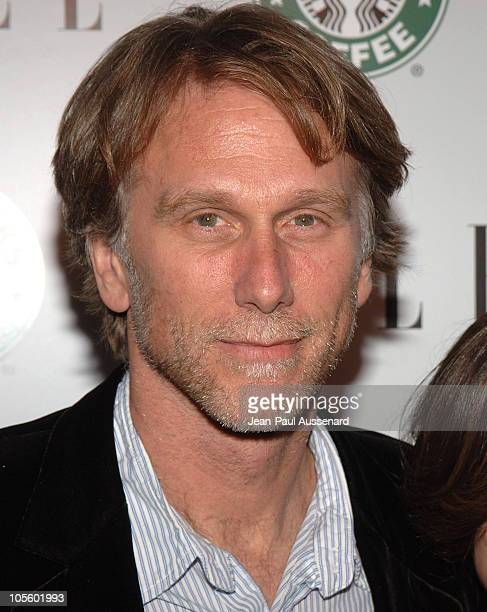 Peter Horton during ELLE 1st Green Issue Launch Party - Arrivals at Pacific Design Center in West Hollywood, California, United States.