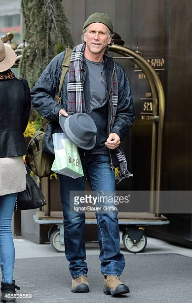 Peter Horton is seen on March 01, 2013 in New York City.