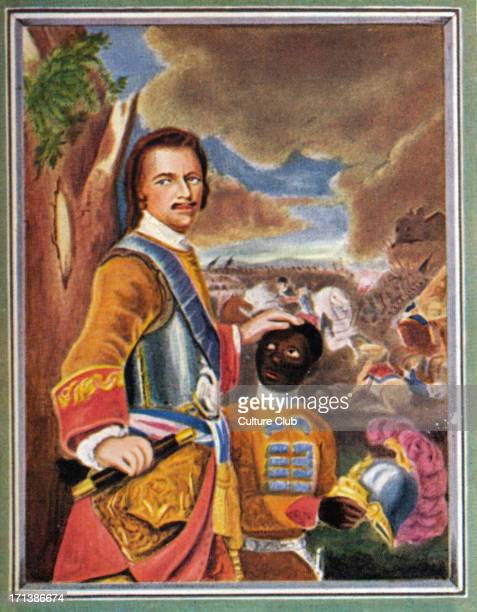 Peter I the Great Portrait of the Russian Emperor 9 June 1672–8 February 1725